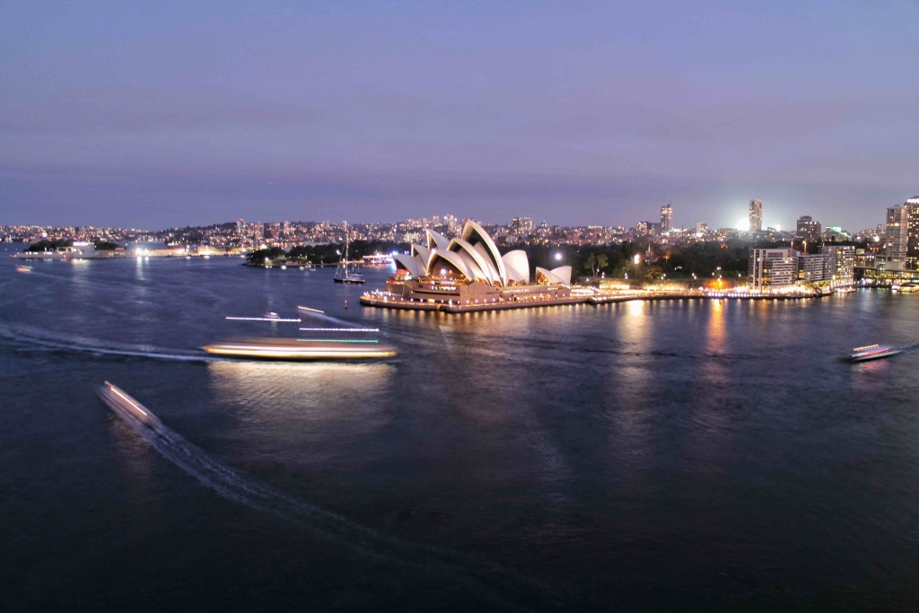 10 reasons to conduct your internship in Australia